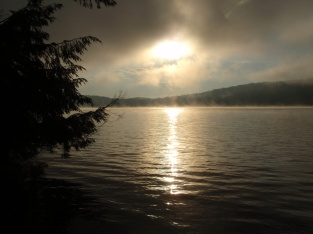 Sunrise, Cranberry Lake
