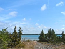 The Lake Huron Coast of the Bruce Peninsula